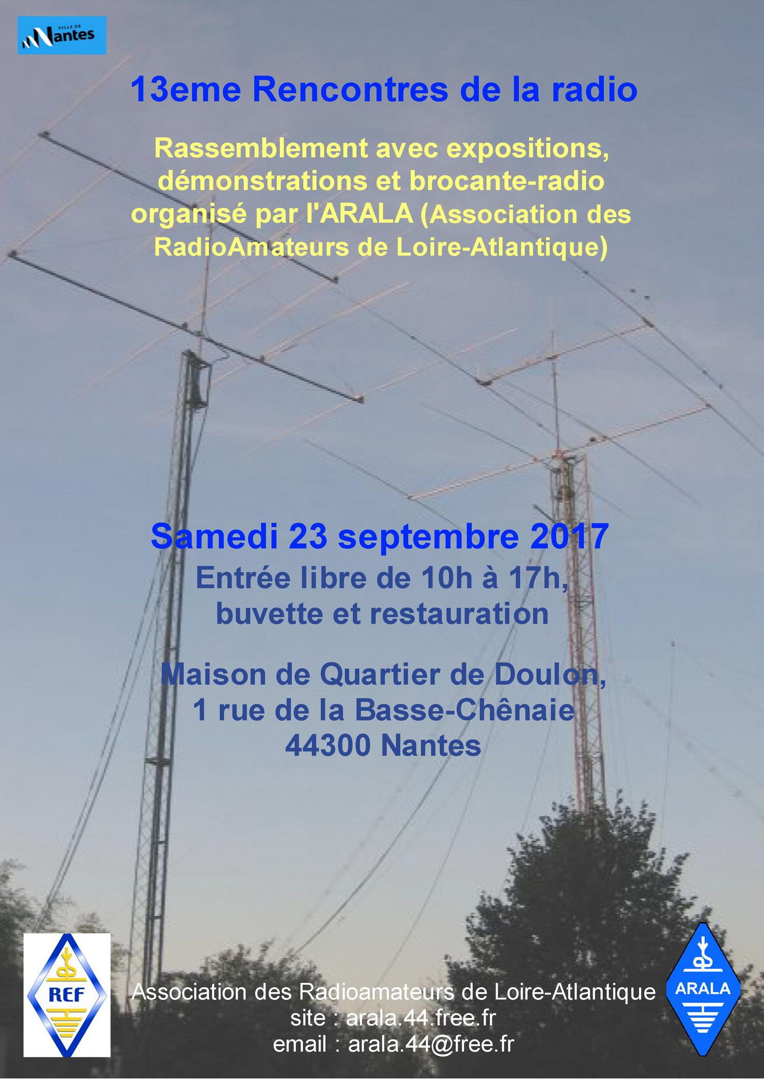 Les 13emes Rencontres de la Radio