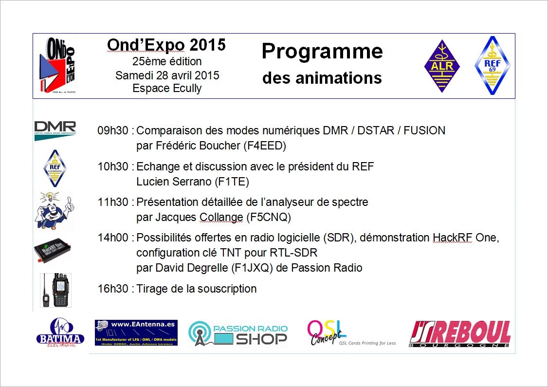Ond Expo 2015