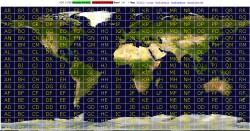 afficher map grid locator depuis adif