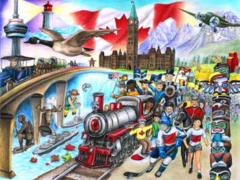 Fête du Canada - Canada Day Contest 2007