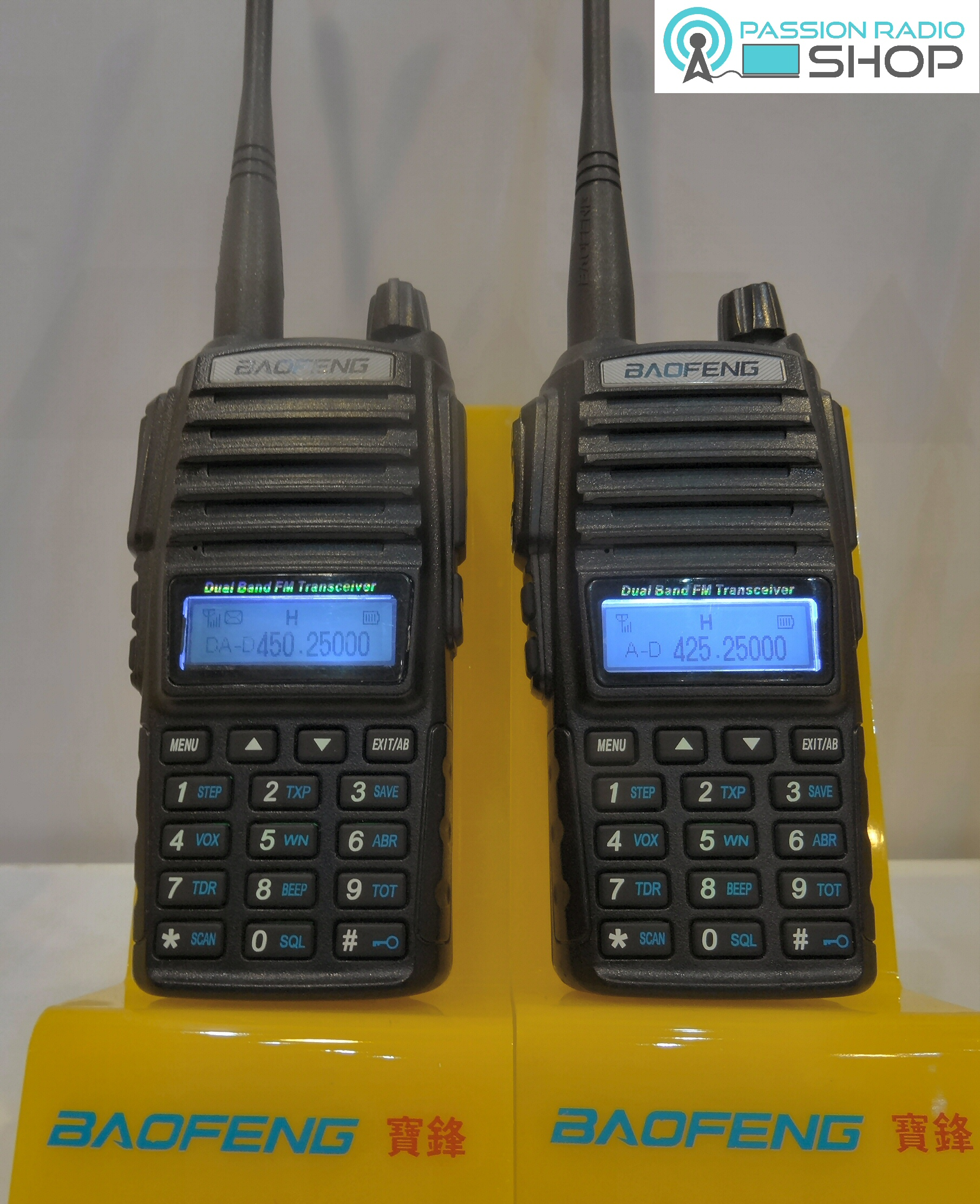 talkie walkie baofeng dmr uv-82