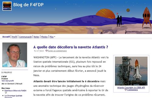 Blog de F4FDP