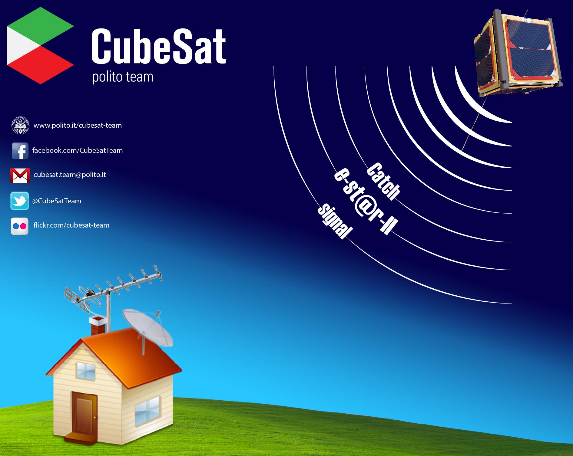 satellite cubesat estar 2