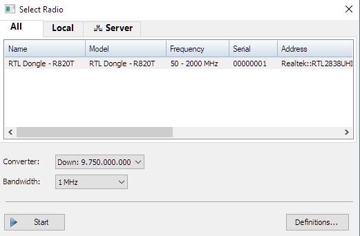 SDR Console 3 0 7 : Réception QO-100 avec contrôle de dérive LNB   Passion  Radio Blog