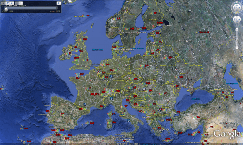 dxcc-google-earth
