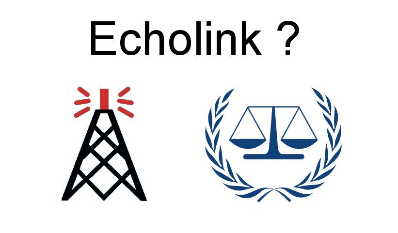 echolink légal en france ?