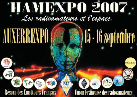 hamexpo auxerre 2007