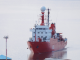 navire oceanographique Hesperides antarctique
