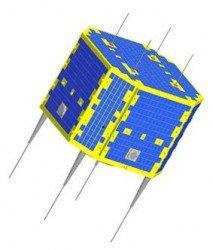 Satellite HO 68 ex XW-1 Hope 1