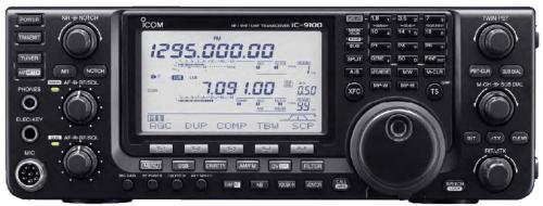 icom ic 9100