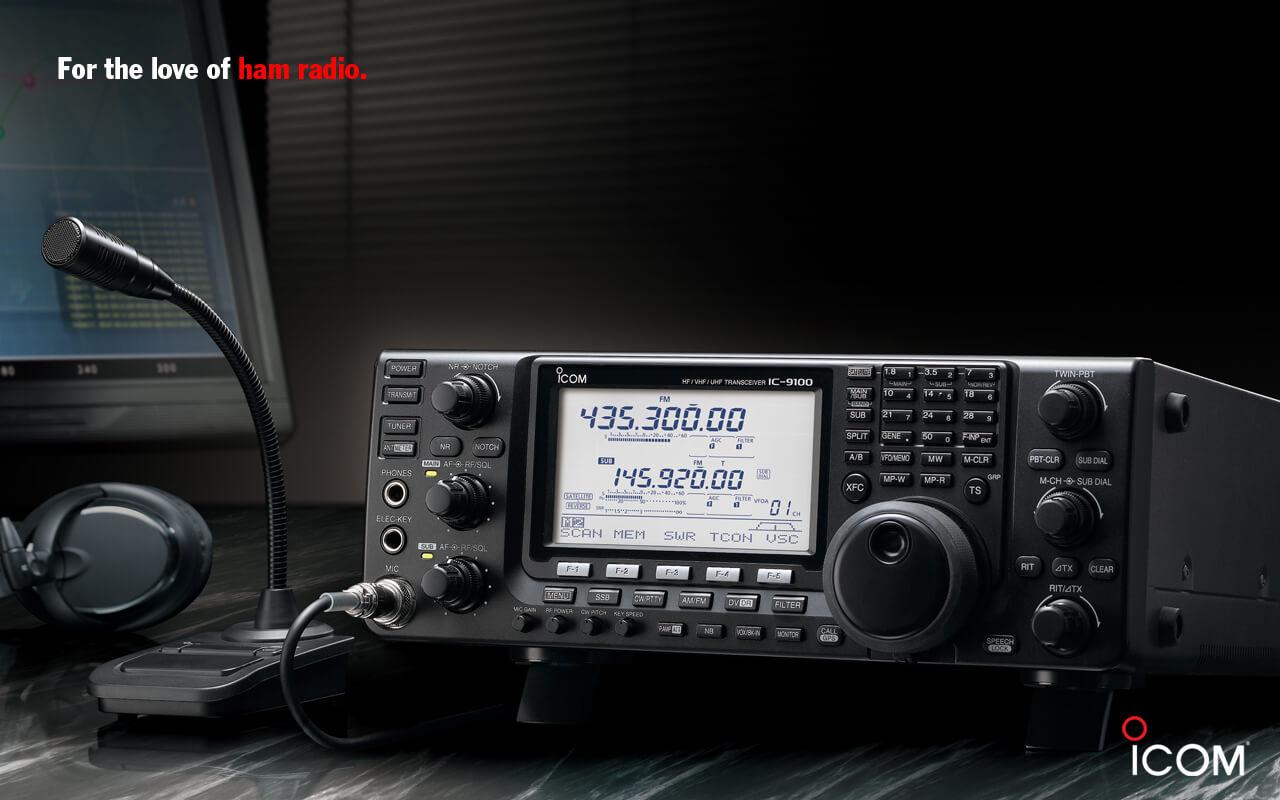 46 fonds d'écran gratuit Radio-Amateur SWL | Passion Radio Blog