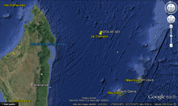 Après la réussite de l'expédition FT5ZM sur l'Ile d'Amsterdam avec plus 170 000 QSO réalisés (compt