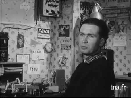 Document ina.fr radioamateur 1958