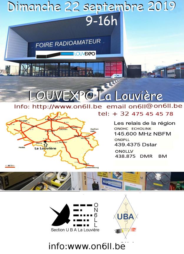 ON6LL la louviere 2019 25eme edition