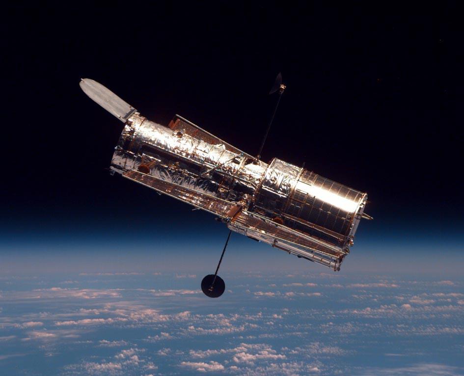 Photo du satellite hubble