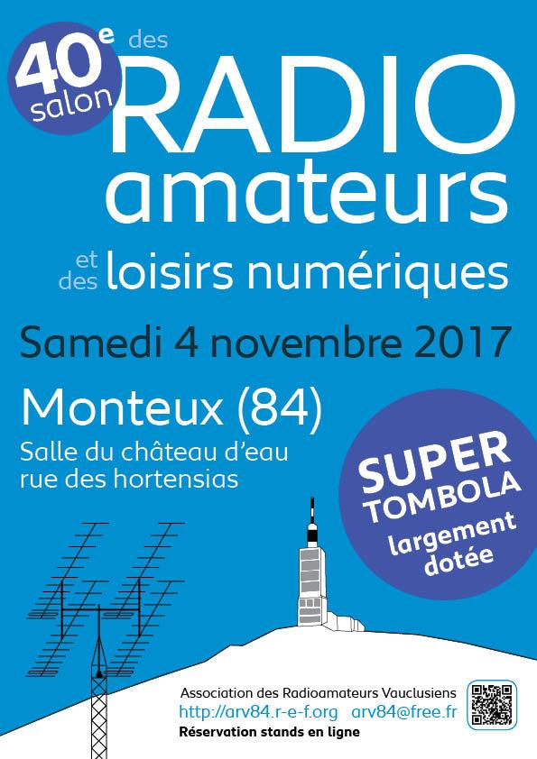 salon radioamateur monteux 2017 arv84