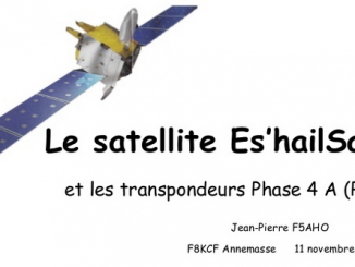 conference satellite es hail sat 2 F5AHO