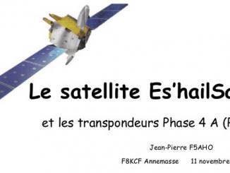 conference satellite es hail sat 2 F5AHO