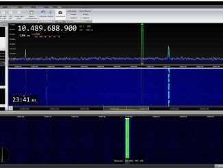 reception qo-100 avec sdr console 3.0.7