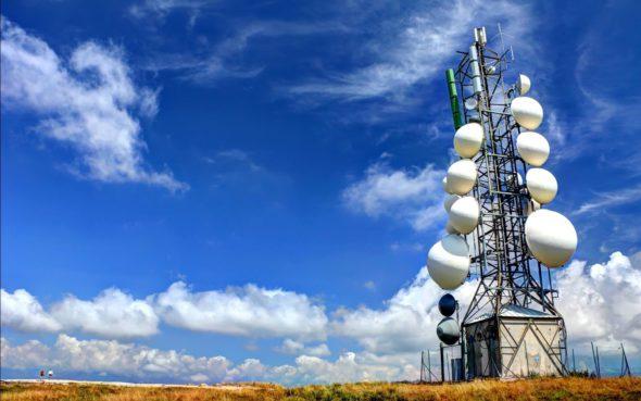 Tour d'antennes relais