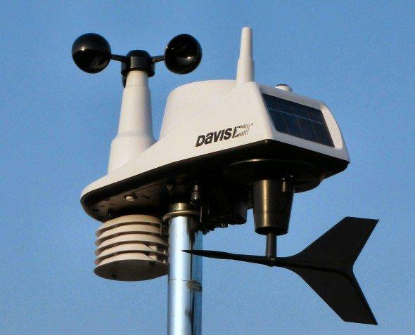 station meteo professionnelle vantage vue davis