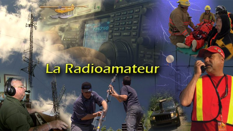 documentaire video radioamateur ve2cwq