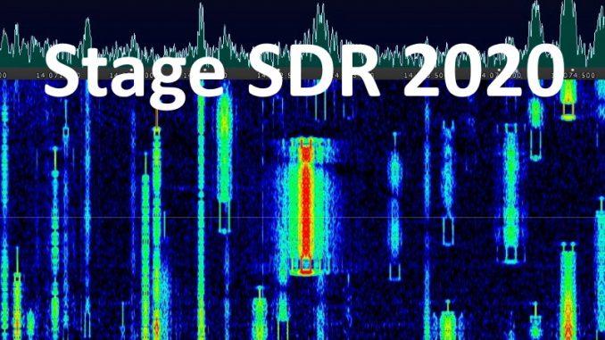 stage formation sdr f4gkr radio logicielle